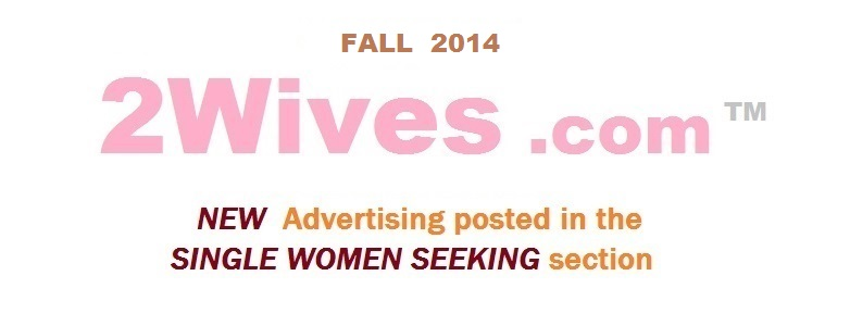 NEW Advertising posted in SINGLE WOMEN SEEKING section
